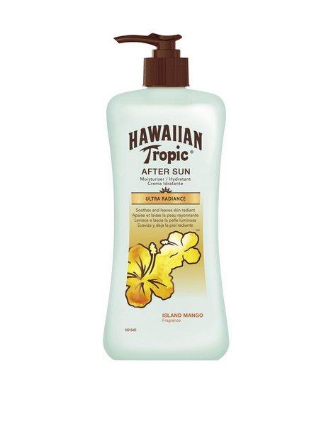 Hawaiian Tropic After Sun Pump Lotion Island Mango 240 ml Solprodukter Hvid - herre