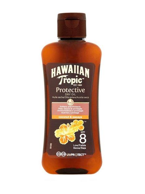 Hawaiian Tropic Protective Oil SPF8 100 ml Solcremer
