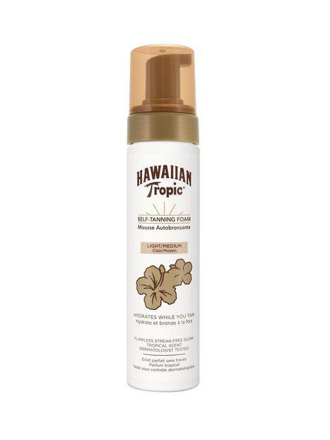 Hawaiian Tropic Self-Tanning Foam Light/Medium 200 ml Self tan
