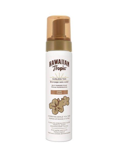 Hawaiian Tropic Self-Tanning Foam Dark 200 ml Self tan