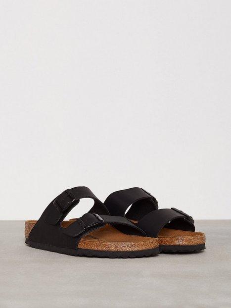 Birkenstock Arizona Sandaler klip klappere Black mand køb billigt