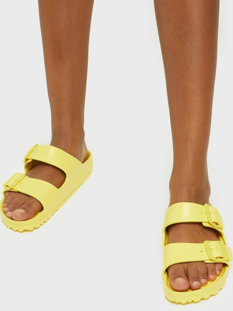 Birkenstock Arizona Narrow Eva Tofflor Yellow
