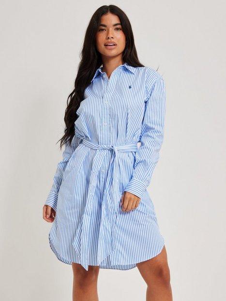 Polo Ralph Lauren Ls Blke Dr-Long Sleeve-Casual Dress Hverdagskjoler