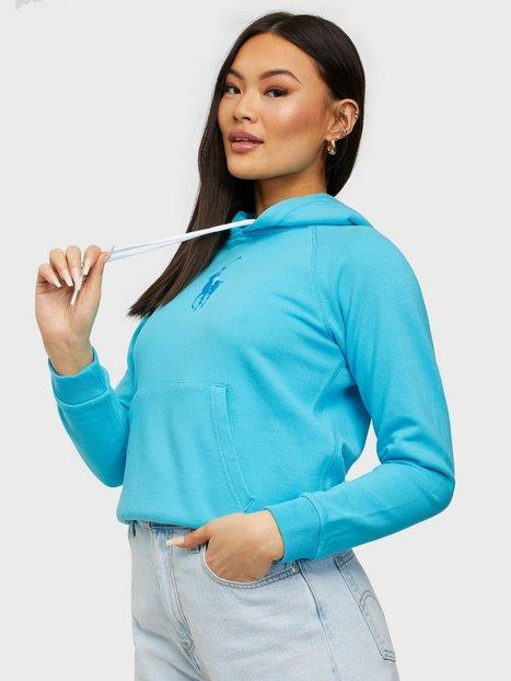 Polo Ralph Lauren Shrk Hd W Pp-Long Sleeve-Knit Trøjer Blue
