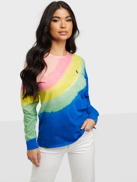 Polo Ralph Lauren Ls Td T-Long Sleeve-T-Shirt Langærmede toppe