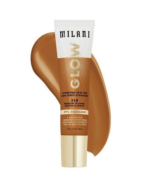 Milani Hydrating Skin Tint Foundation Medium to Dark
