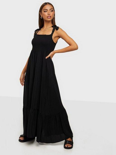 Co'couture Sunrise Floor Strap Dress Maxikjoler