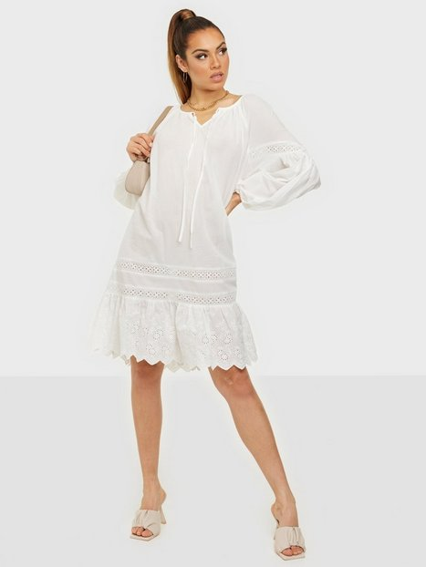 Co'couture Mara Anglaise Dress Loose fit dresses