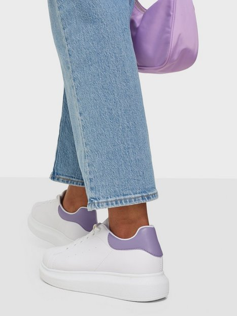 NLY Shoes Perfect Sneaker Chunky Sneakers Lavendel