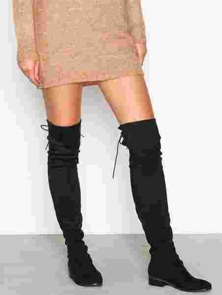 Nelly Thigh High boots