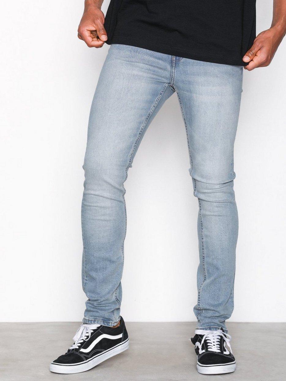 många stilar var man kan köpa bästa priserna Shop Cheap Monday Tight Stonewash Blue | Jeans - NLYMAN.COM