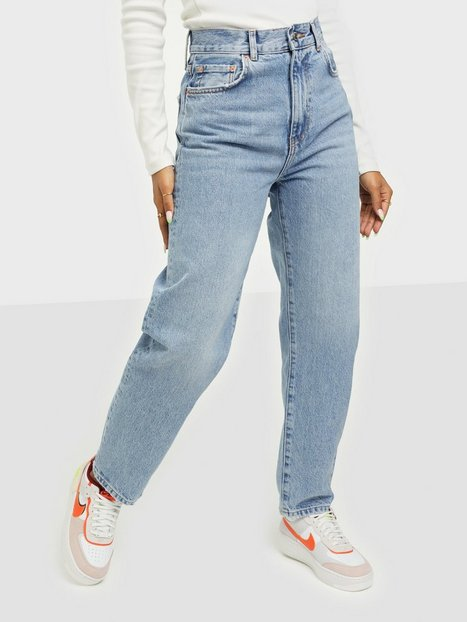 Gina Tricot Relaxed Mom Jeans Light