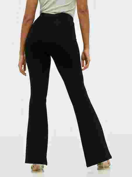 Shoppa Gina Tricot Petra Trousers Svart