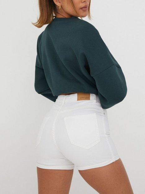 Gina Tricot Molly Denim Shorts Bukser & shorts