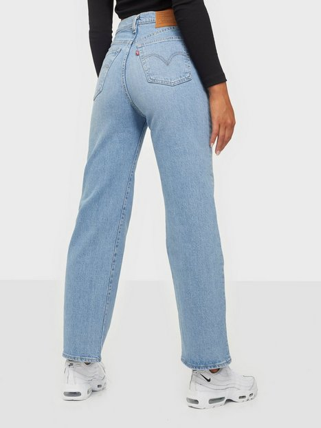 Levis Ribcage Straight Ankle Tango G Straight fit