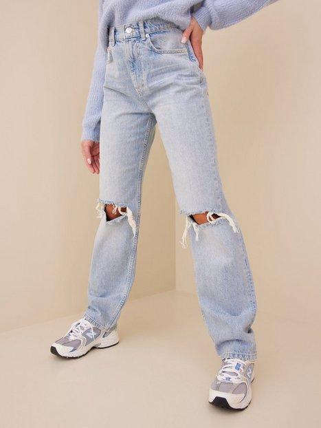 Gina Tricot 90s high waist jeans Light Blue