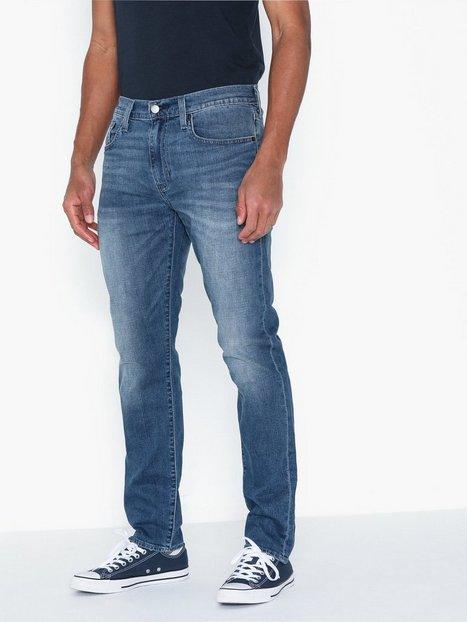 Levis 502 Regular Taper Cold Air Bal Jeans Indigo - herre
