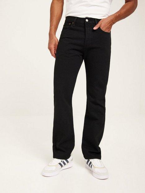 Levis 501 Levisoriginal Black 80701 Jeans Black