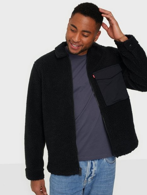 Levis Mason Minimalist Jacket Jakker & frakker Black