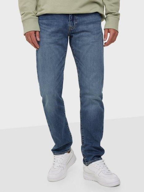 Levis 502 Taper Squeezy Coolcat Jeans Blue