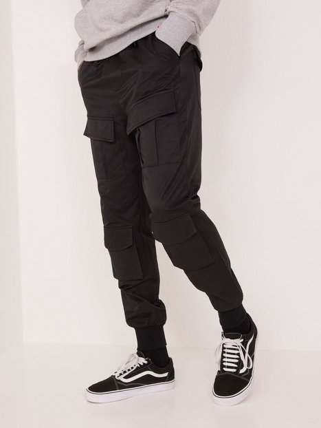 Sixth June Utility Pants Bukser Black