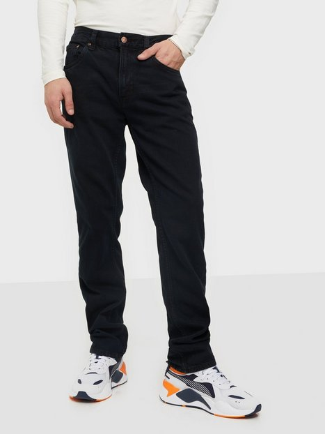 Nudie Jeans Gritty Jackson Black Forest Jeans Black