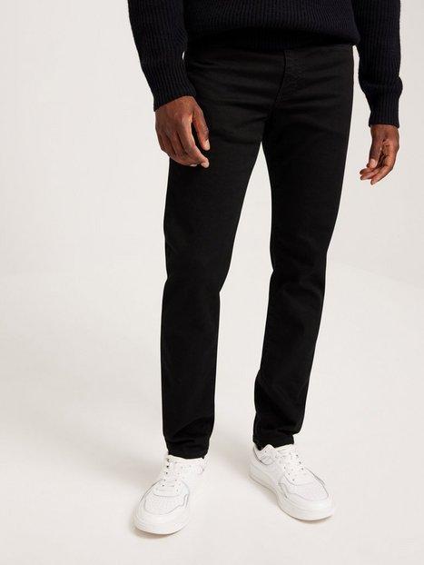 Levis 502 Regular Taper Jeans Black