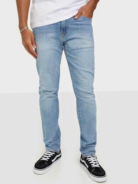Levis 512 Slim Taper Here We Go Jeans Indigo