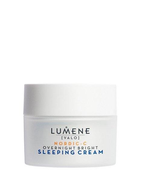 Lumene Valo NORDIC-C Overnight Bright Sleeping Cream Natcremer