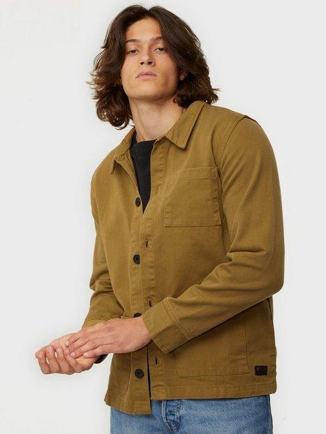 Denim Project Chino Jacket Skjorter Golden