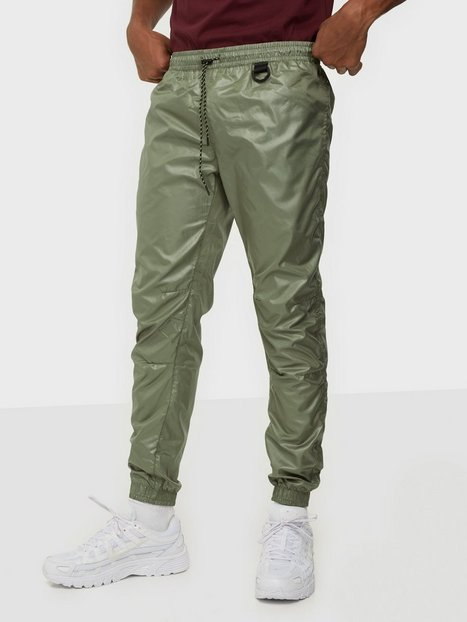 Denim Project Parachute Pant Bukser Green