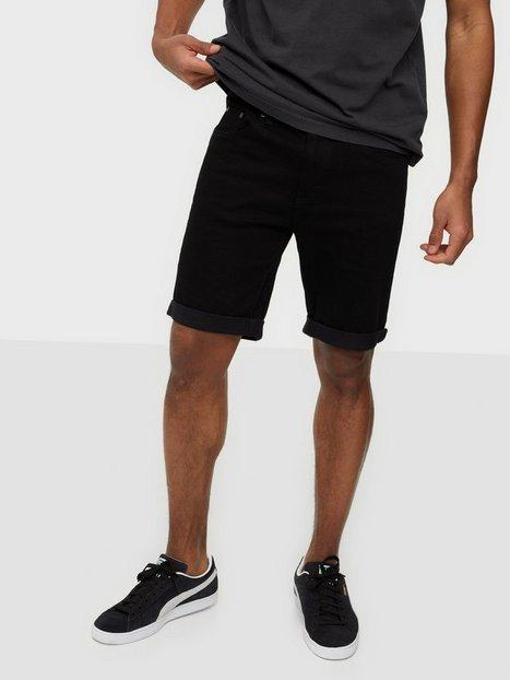 Denim Project Mr. Orange Shorts Black