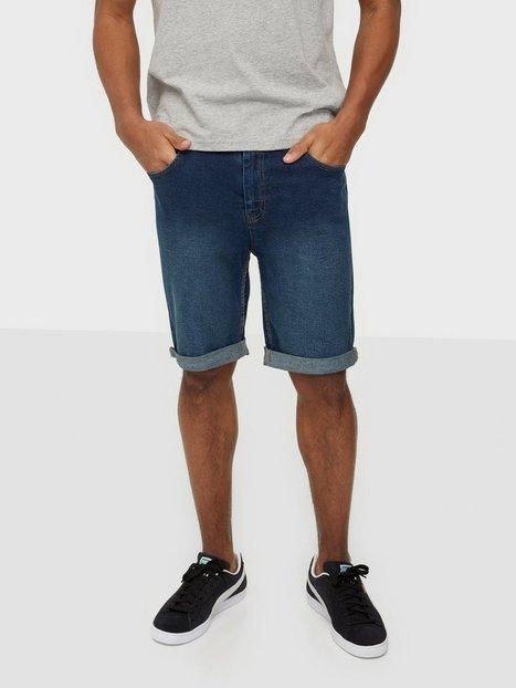 Denim Project Mr. Orange Shorts Dark Blue
