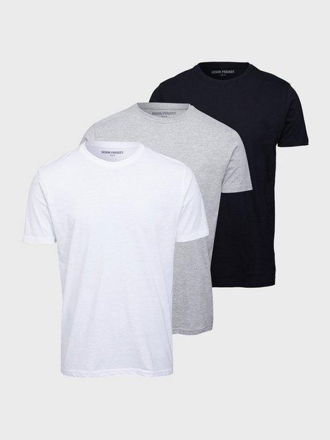 Denim Project 3 Pack T-Shirts T-shirts & undertrøjer Multi
