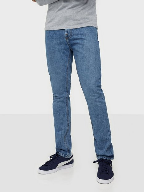 Denim Project Classic Organic Dad Jeans Jeans Light Wash