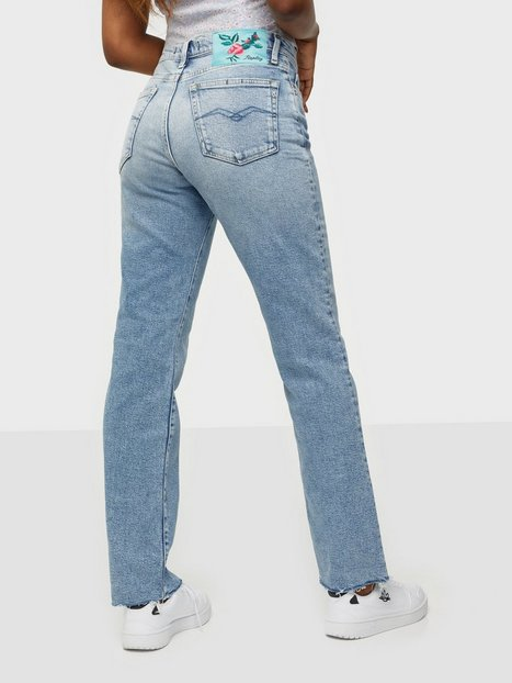 Replay JULYE Pants Straight fit