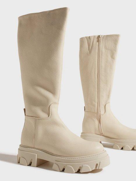 Steve Madden Mana Boot Knee-high Bone