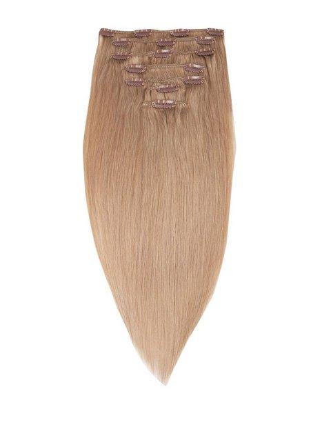 Rapunzel Of Sweden 50 cm Clip-On Set Original 7 pieces Hair extensions Cendre Ash Blond