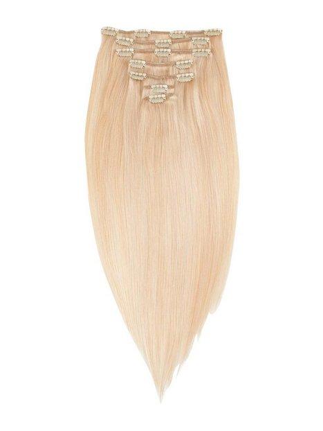 Rapunzel Of Sweden 30 cm Clip-on set Original 7 pieces Hair extensions