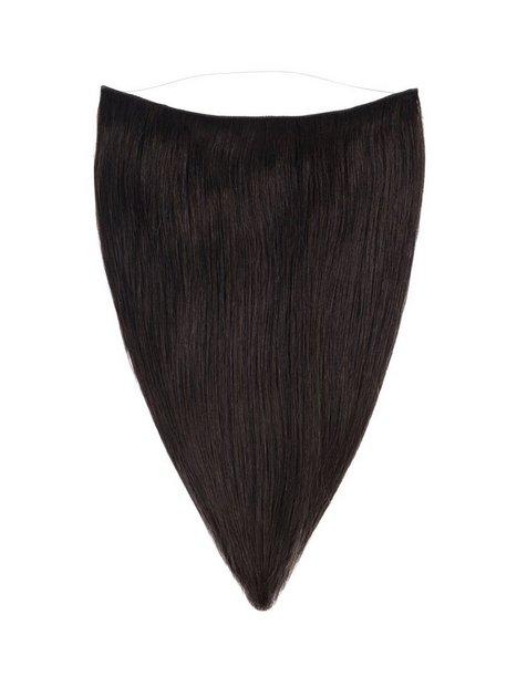 Rapunzel Of Sweden Hairband Hair extensions Black Brown