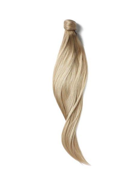Rapunzel Of Sweden Sleek Ponytail 40 cm Hair extensions Dark Cool Blonde ColorMelt