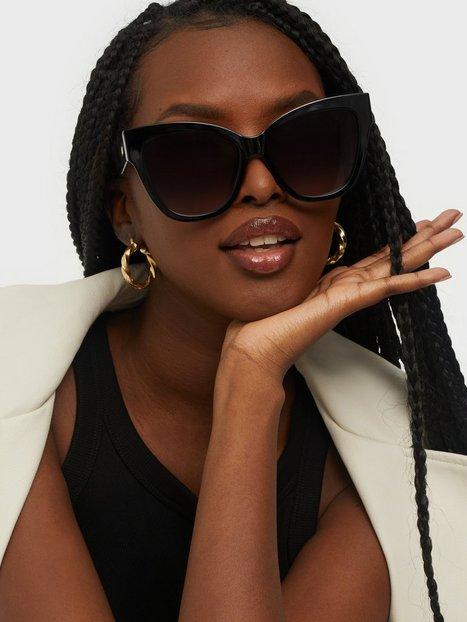 Le Specs Le Vacanze Solbriller Sort/Guld