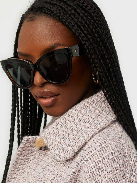 Le Specs Le Vacanze Polarized Solbriller Sort