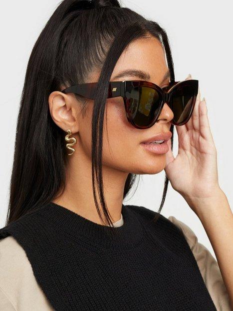 Le Specs Le Vacanze Polarized Solbriller Toffee