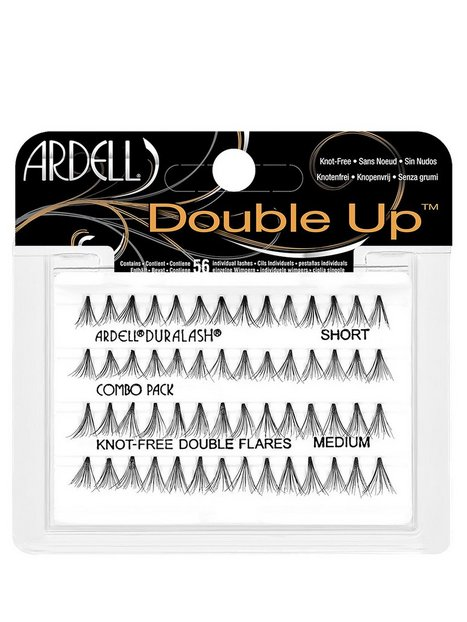 Se Ardell Double Up Individuals Knot-Free Combo Kunstige øjenvipper ved Nelly
