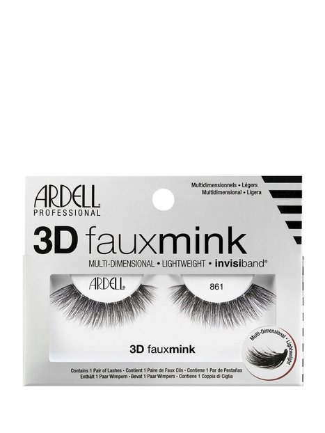 Ardell 3D Faux Mink 861 Kunstige øjenvipper