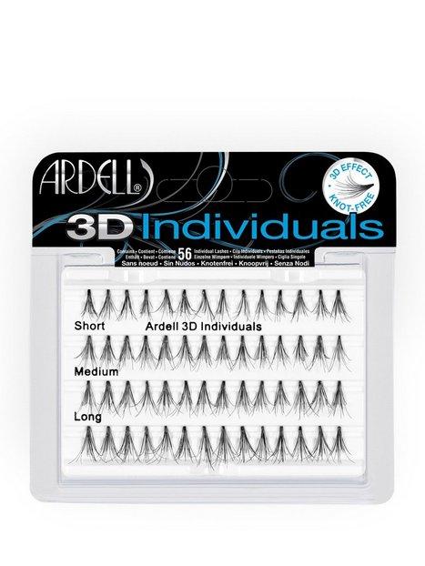 Ardell 3D Individuals Combo Pack Kunstige øjenvipper