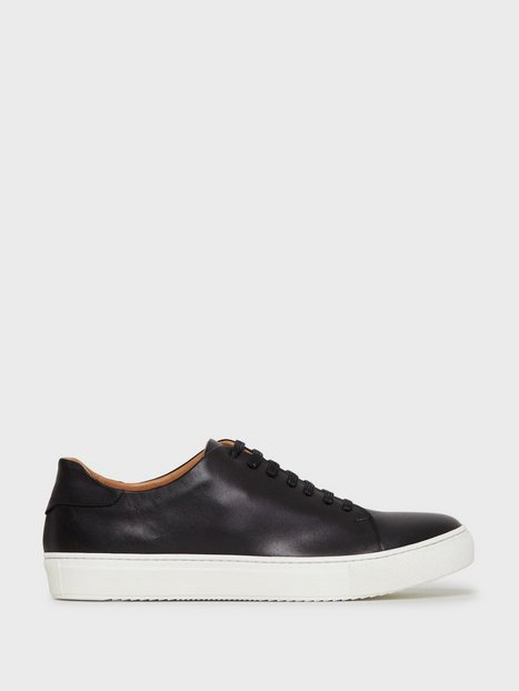 Human Scales Henry Sneakers Black White - herre