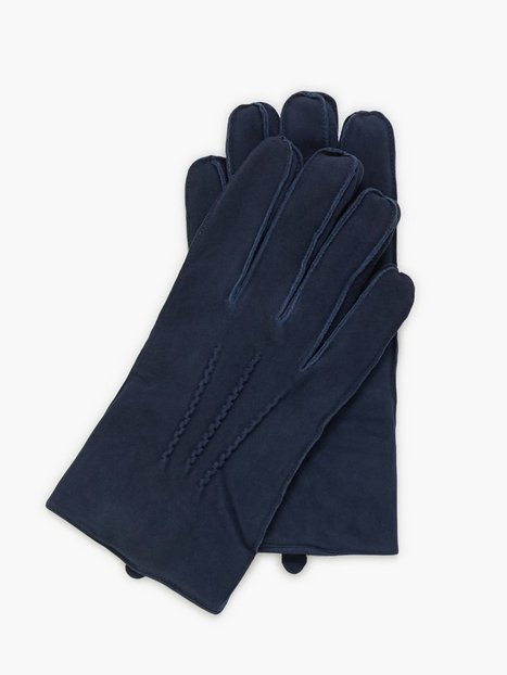 Amanda Christensen Mens Glove Handsker vanter Navy mænd køb billigt