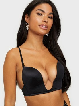 Missguided Seamless Plunge Bra Multifunktions BH